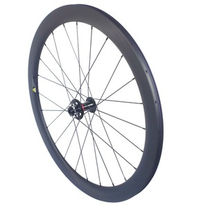 Image 3 - Disc brake carbon road wheels carbon bike wheelset 35mm 38mm 50mm 60mm clincher tubular tubeless wheels