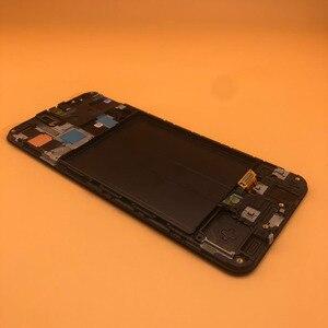 Image 2 - Mới OEM Màn Hình Hiển Thị LCD Với Khung Dành Cho Samsung Galaxy Samsung Galaxy A50 2019 A505 DS A505F A505FD A505A Màn Hình Cảm Ứng LCD Bộ Số Hóa lắp Ráp