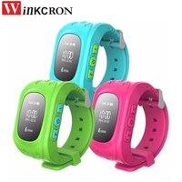 Baby Go mini GPS Watch Q50 kids gps tracker 3 colors SOS Emergency Anti Lost Smart Mobile Phone App Bracelet Wristband
