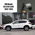 Thehotcakes Автомобильная Камера Заднего вида Для Mazda CX-5 CX 5 CX5 2012 ~ 2015 Обратный Резервный Камера Ночного Видения + Водонепроницаемый + Широкоугольный