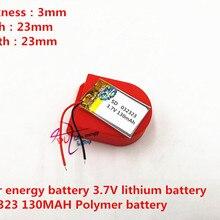 Liter energy battery 3.7V lithium battery 032323 130MAH Polymer battery