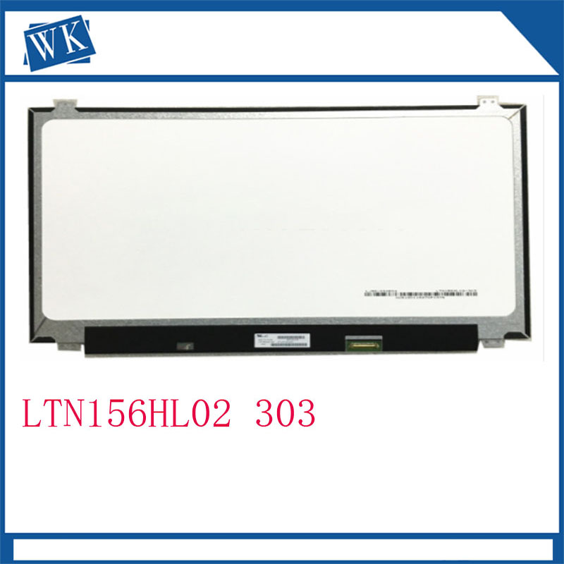 Free shipping  LTN156HL02 303 LTN156HL09 401 Laptop Lcd Led Screen 1920*1080 EDP 30 Pins IPSFree shipping  LTN156HL02 303 LTN156HL09 401 Laptop Lcd Led Screen 1920*1080 EDP 30 Pins IPS
