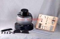GRS Стандартный блок мяч тиски гравировальный инструмент с 30 шт набор креплений