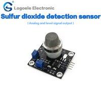Semiconductor Type Gas Sensor Module Detects Sulfur Dioxide SO2 Qualitative Detection Sensor Module