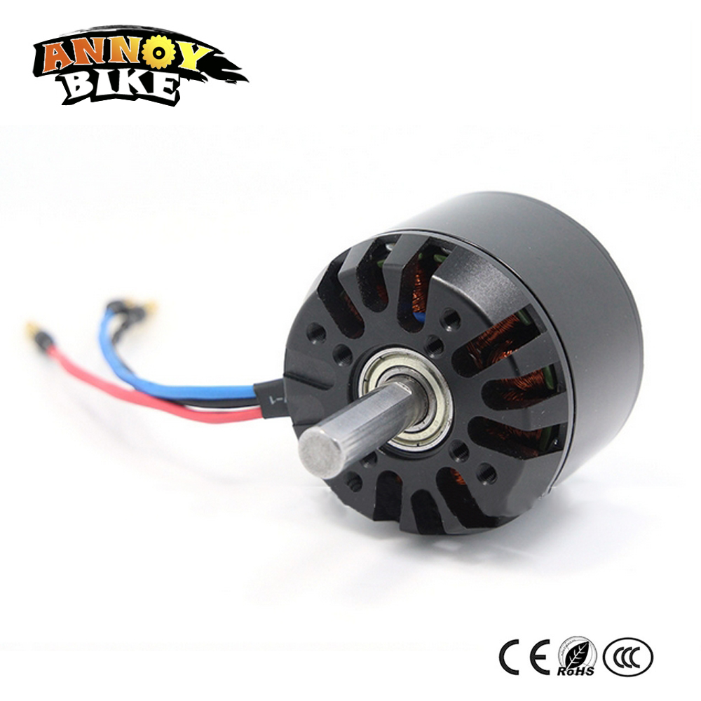 63mm Skateboard Motor High Speed Explosion Protection BLDC Motor 24v 36v 500w 1500w For Electric Skatebaord Model Aircraft DIY 8352 24v 36v 260w electric skateboard motor wheel for electric remote control scooter skateboard diy