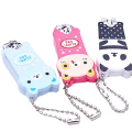 Cartoon Baby Nail Clipper Cute Infant Finger Trimmer Scissors Baby Nail Care With Hanging Function Keychain 3pcs/lot  tyh-50907