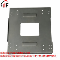 cnc bending cutting sheet metal panel prototype 3D Scan Printing Service Copy Number Drawing Graduation Design Handplate