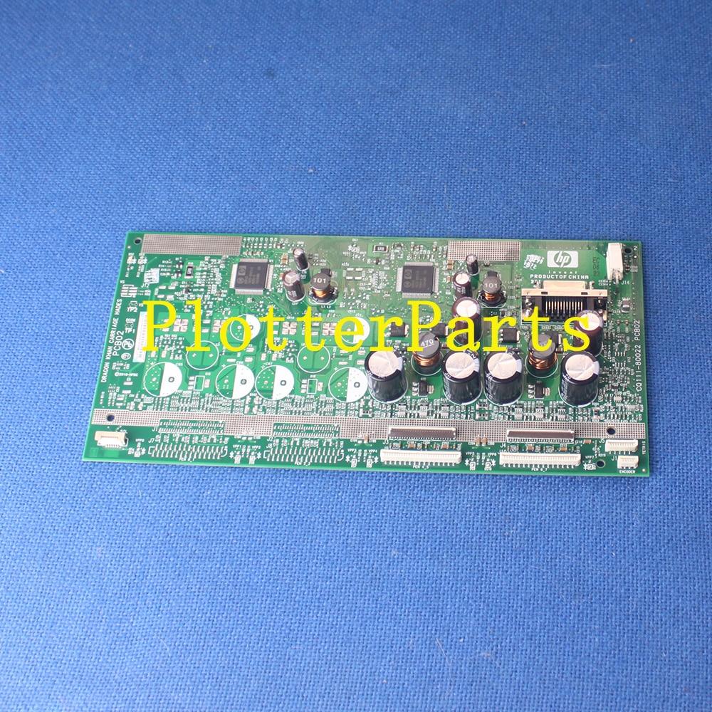 все цены на HP Designjet T7100 Monochrome Carriage PCA board CQ101-67011 original new онлайн