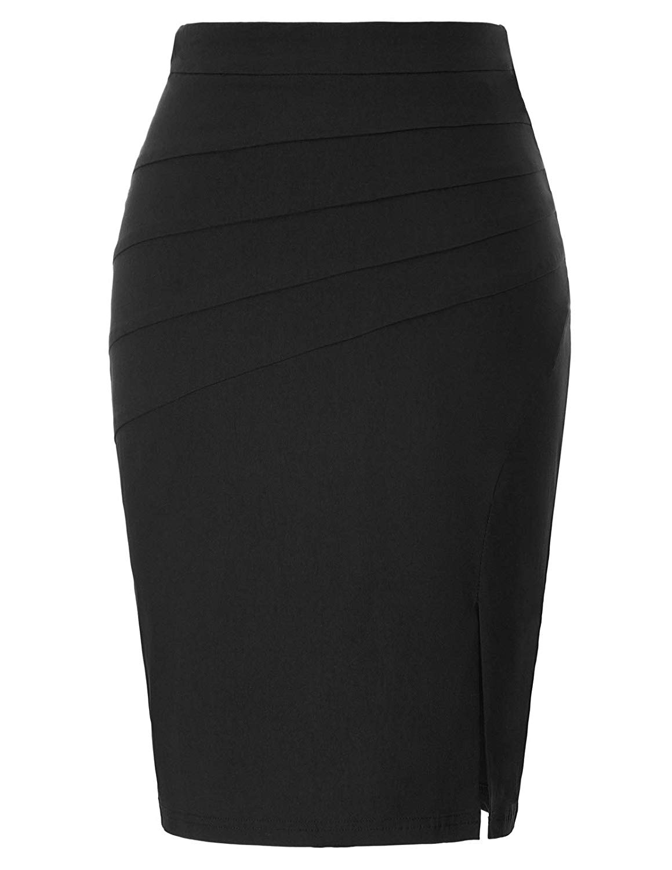 11 pieces Kate Kasin Women s Length Skirts Slim Loose Calf Length Pants Cotton Low Solid