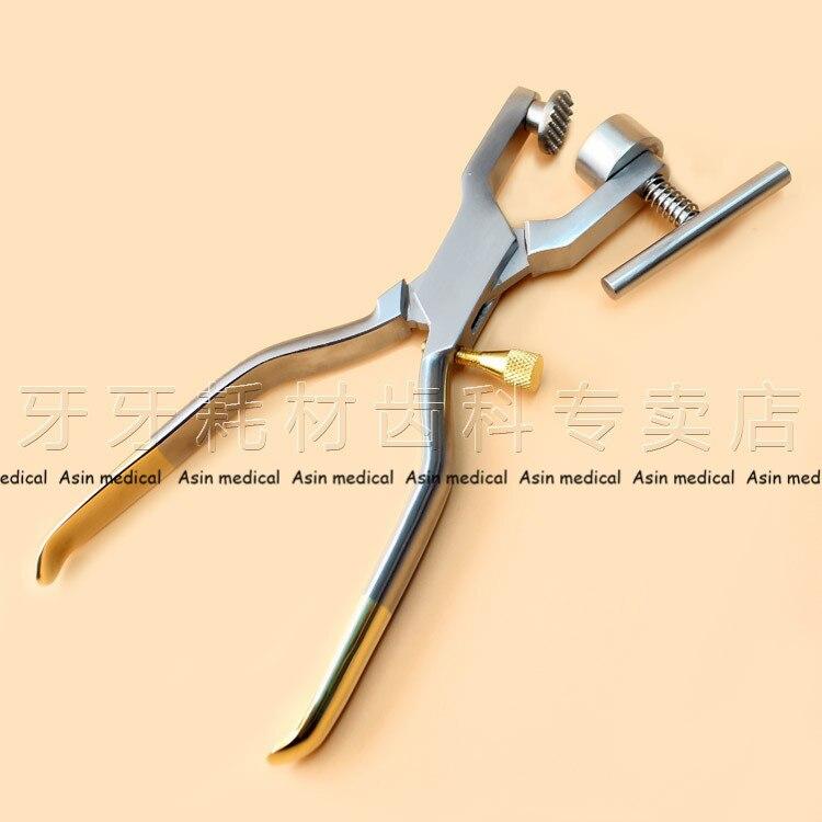 stainless steel dental instrument straight sissor bone rongeur forcep dentist equipment dentistry tooth denture teeth tool