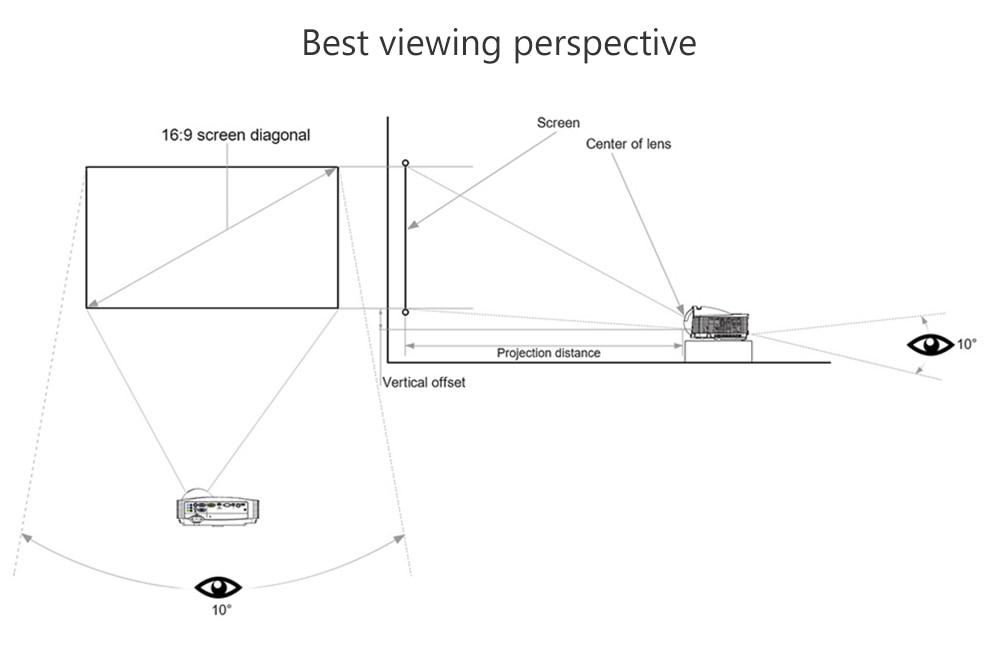 Salange projection screen (1)