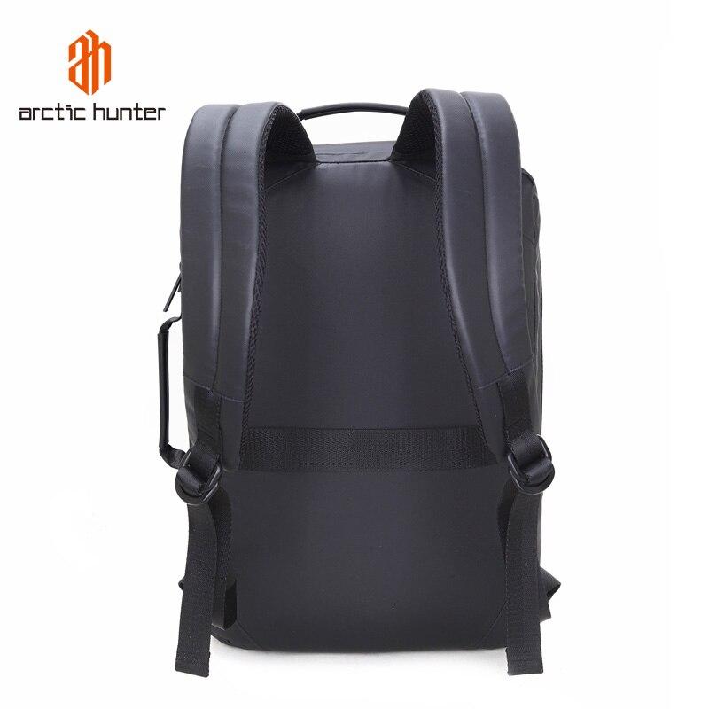 Fashion Mens Big Bag 15 Inch Laptop Backpack Work Daypack Shoulder Bag  Business Multi function Travel Backpacks Large Schoolbag-in Backpacks from  Luggage ... df95b4242bd20