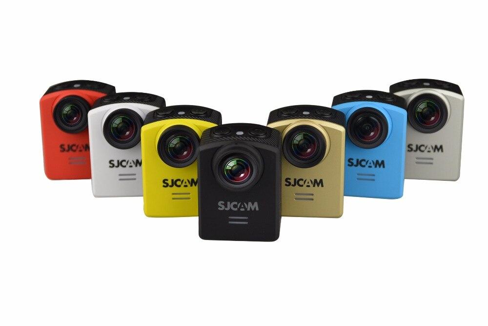 Original SJCAM M20 WiFi Gyro 30 M étanche Mini sport DV avec télécommande + carte 32 GB + supplémentaire 1 pièces batterie + chargeur de batterie - 5