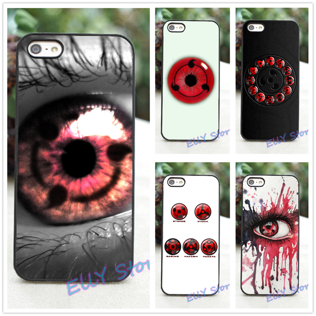 The Sharingan Naruto Cover Case for Iphone