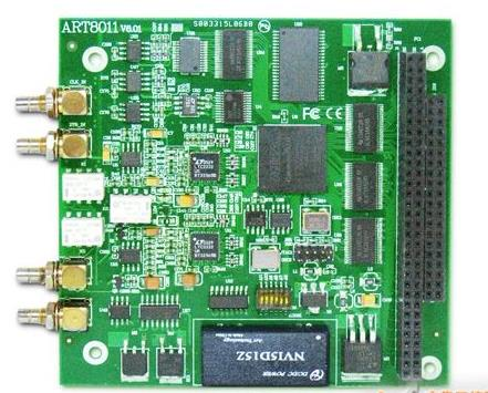 Acquisition-Card Oscillograph-Card for PC104 Art8011-Ad:2 Road-12-100m 2m-Point-Ram High-Speed