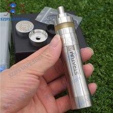 FTK 316L Stainless Steel mech Stratum zero mod with KAYFUN LITE rta 18650 20700 21700battery hot.jpg 220x220 - Vapes, mods and electronic cigaretes