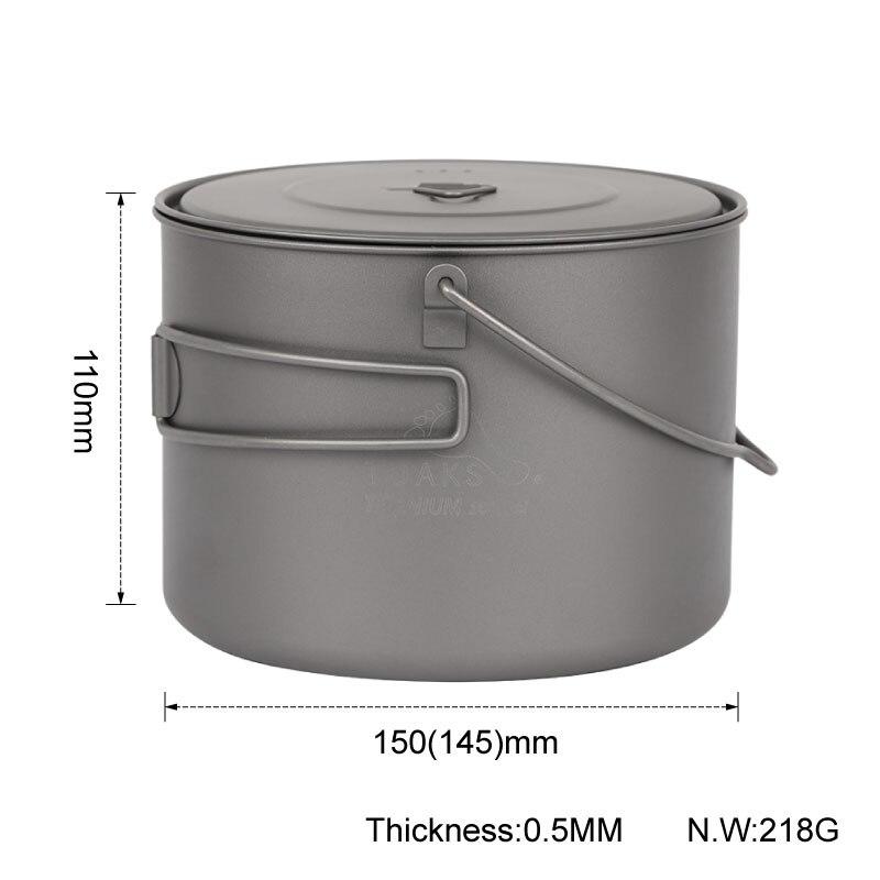 picnic pendure panela panela de titanio 1600ml 02