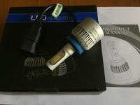 YY COB Chips H4 H7 H11 H13 9005 9006 Plug Car Led Headlight Auto Headlamp 72W