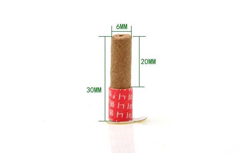 Image 4 - 高品質無煙自己スティック灸チューブ鍼灸マッサージ灸チューブ 180 個灸スティック    グループ上の 美容