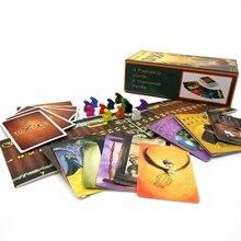 Dixit juego 1 + 2 + 3 + 4 + 5 + 6 + 7 + libre Dixit 8 un total de 672 tarjetas de juego de cartas mtg Inglés y Ruso para la familia de magia para niños