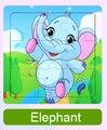 Мультфильм животных и транспорт головоломки борту головоломок 2 - 5 лет ребенок tangram игрушки головоломки образование бесплатная доставка