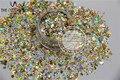 Al125151-138 mezclar los colores y formas brillo para el arte del clavo y la decoración de DIY 1 Pack = 50 g