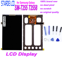 Starde LCD for Samsung Galaxy Tab Q T255 SM-T255 T2558 SM-T2558 LCD Display Screen Tablet Replacement with Free Tools стоимость