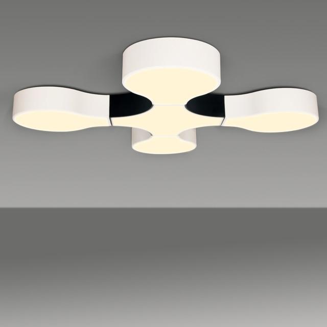 Moderne Buro Beleuchtung Led Wohnzimmer Schlafzimmer Decke Licht