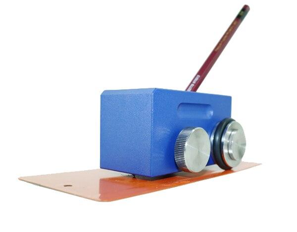 Paint coating Pencil Hardness Tester 500g 750g 1000g 7 5N 765g ASTM D 3363 ISO 15184
