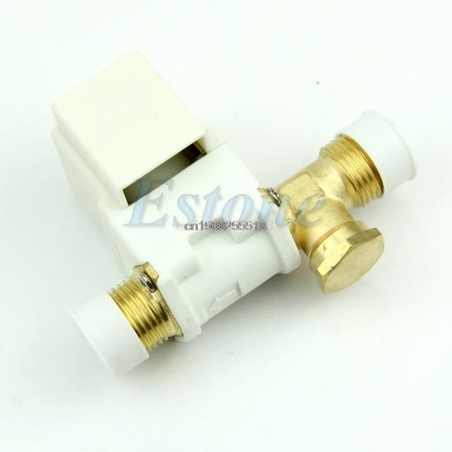 """AC 220 В 1/2 """"Электрический электромагнитный Клапан для воздуха воды N/C нормально закрытый Новые"""