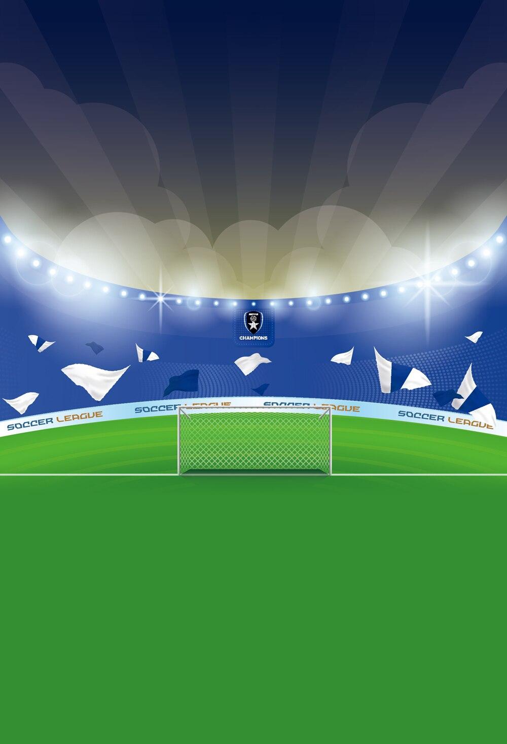 Aliexpress.com : Buy HUAYI football field backdrop