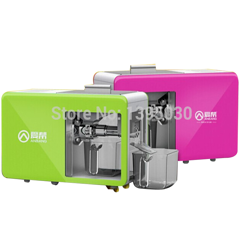 2pcs/lot YD-CD-0103 110V/220V Oil Pressers Hot sale small household  olive oil press machine