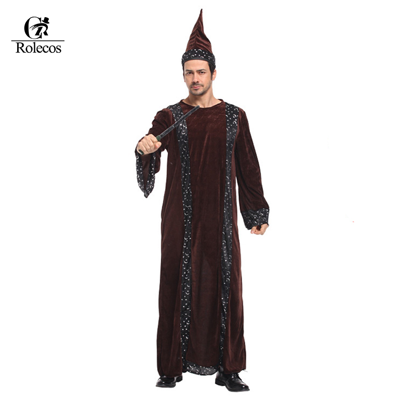 Wizard clothing store