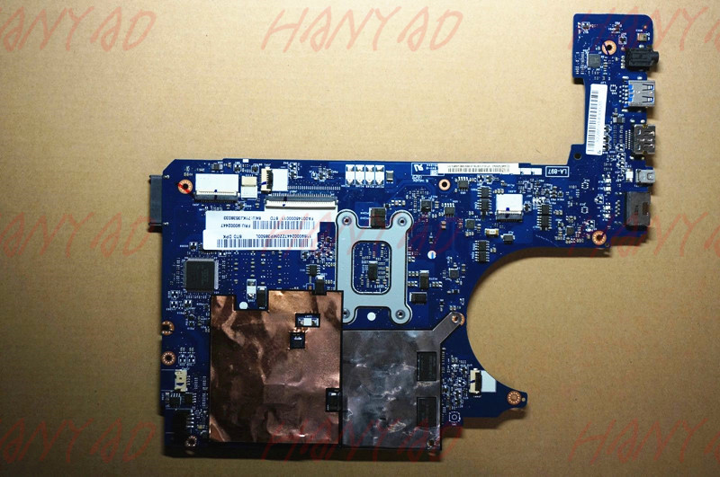 LA-8971P For Lenovo U510 Laptop Motherboard i5 cpu GT620 DDR3 Full Tested