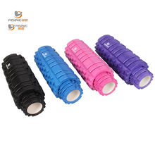 The set of foam roller a small and a large foam roller relax column 4colors gym fitness sporting equipment