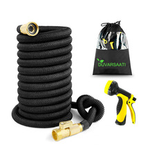 Expandable Garden Magic Hose Flexible Water Hose Set High Pressure For Car Hose Pipe Plastic Hoses To Watering With Spray Gun
