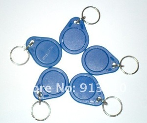 Image 1 - 100 adet/grup RFID Etiketi 125 KHz KIMLIK Kartı Erişim Kontrol Kartı Ücretsiz kargo 65 ülkeye