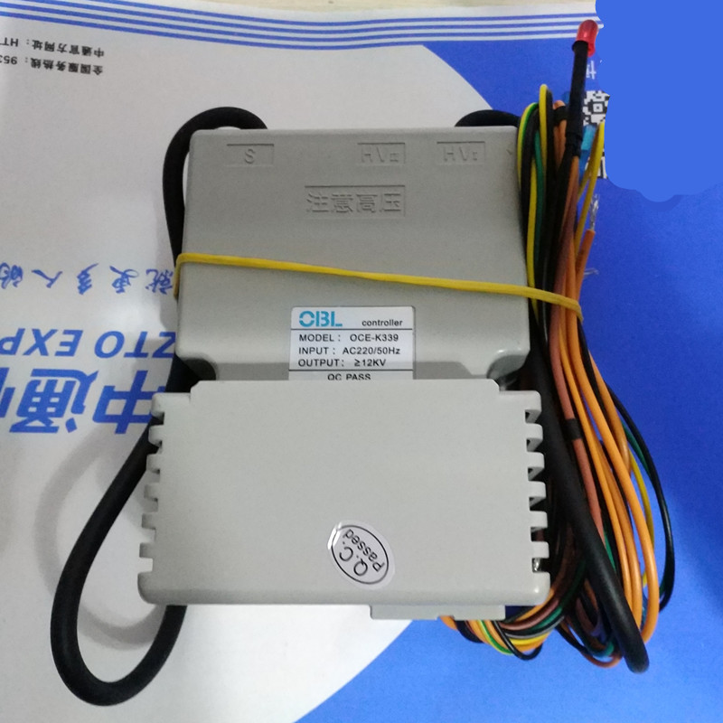 1pcs for OBL OCE-K339 AC220V / 50MHz Gas Oven Universal Ignition Controller Oven Parts 1pcs for OBL OCE-K339 AC220V / 50MHz Gas Oven Universal Ignition Controller Oven Parts