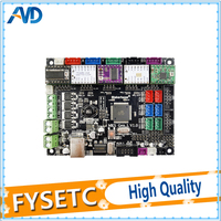 Support A4988 DRV8825 TMC2100 LV8729 Controller PCB Board MKS Gen L V1 0 Integrated Mainboard Compatible