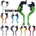 CNC Clutch Brake Levers For CBR600RR CBR 600 RR CBR600 F2 F3 F4 F4i 1991-2007 2006 2005 2004