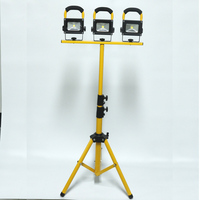 IP65 30W rechargeable LED flood light Portable light