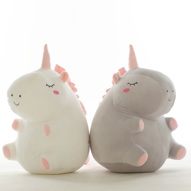55cm Cute Unicorn Plush Doll Toy Stuffed &Plush Animal Baby s   Accompany Sleep  Gifts for Kids NTDIZ0200