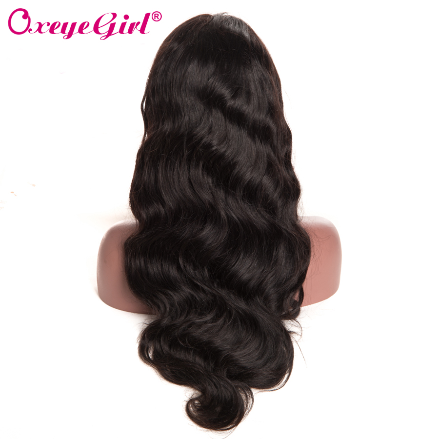 13x4 Lace Front Human Hair Wigs For Black Women Body Wave Wig Lace Front Wig Remy