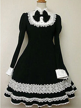 Hot Sell Japan Anime Lolita Dress Size Halloween Party