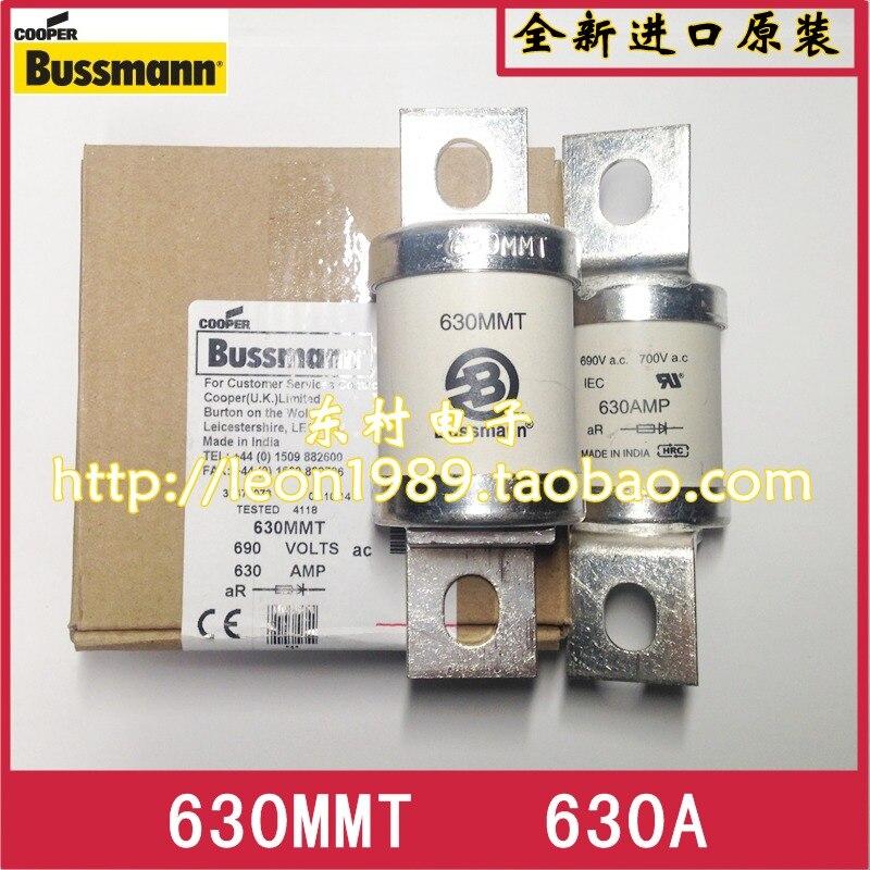 US BUSSMANN Fuse 560MMT 630MMT 630A 710MMT 690V 700V