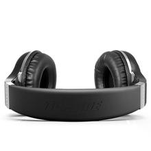 100% Bluedio H + Bluetooth Stéréo Sans Fil casque Micro Micro-SD port FM Radio BT4.1 Sur-oreille casque