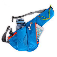 Sports pockets Running mobile phone Outdoor riding hiking bag waterproof multi-scene suitable for light kettle