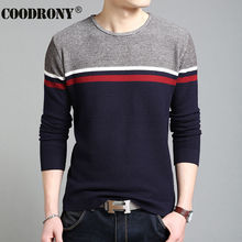 2016 New Arrival Autumn Spring Dress Men Sweater Brand Cotton Fashion O-Neck Pullovers Mans Sweaters Factory Wholesale Pull 6651