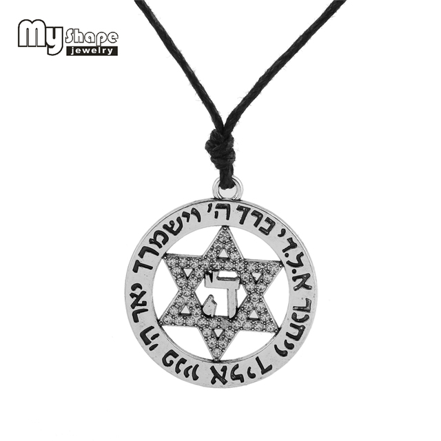 My shape crystal star of david tetragrammaton amulets and talismans my shape crystal star of david tetragrammaton amulets and talismans pendant necklace fashion women gold color mozeypictures Gallery