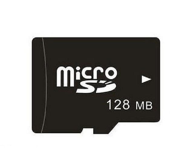 Prix pour Livraison gratuite 20 pcs 128 MB CARTE MICRO SD Carte TransFlash TF CARTE pour téléphone portable